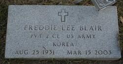 Freddie Lee Blair