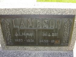Almon Marion Lambson