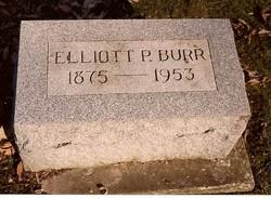 Elliott Preston Burr