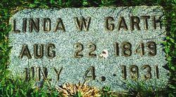 Linda <I>Wayland</I> Garth