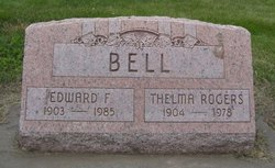 Thelma <I>Rogers</I> Bell