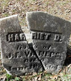 Harriet D <I>Stainbrook</I> Vaneps