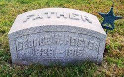 George Washington Heister