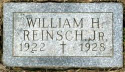William H Reinsch, Jr
