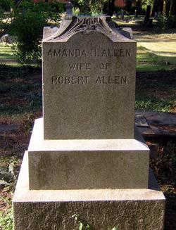 Amanda Harriett <I>Stine</I> Allen