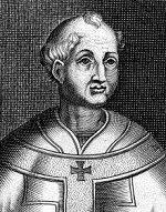 Pope Anastasius, III