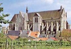 Basilica Notre Dame de Cléry