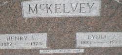 Henry I McKelvey