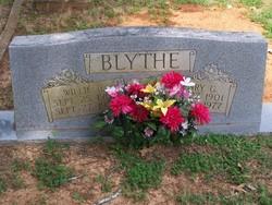 Willie Bee <I>Johnson</I> Blythe