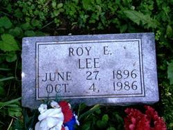 Roy Edward Lee