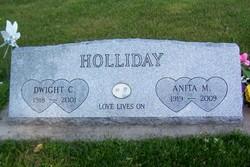 Anita Mae <I>Fuller</I> Holliday