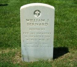 PVT William Ira Bernard