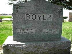 Nancy <I>Blue</I> Boyer
