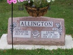 Leone Marie <I>Connaughty</I> Allington
