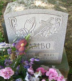 Mary Elizabeth <I>Witts</I> Rambo