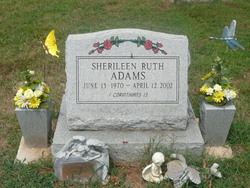 Sherileen Ruth Adams