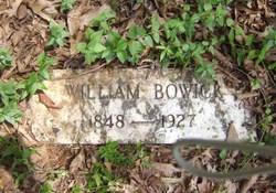 William H. Bowick
