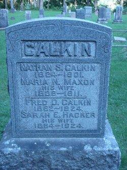 Sarah Ellen <I>Hacker</I> Calkin