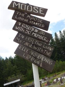 Moose Cemetery