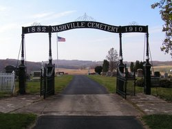 Nashville Methodist Church Cemetery