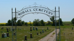 Mohall Cemetery