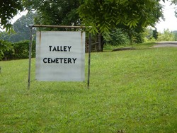Talley Cemetery