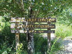 Silver City Citizens Cemetery