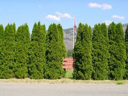 Oroville Riverview Cemetery