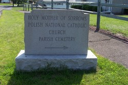 Holy Mother of Sorrows Parish Cemetery