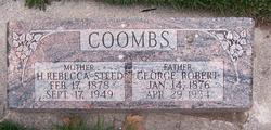 Hannah Rebecca <I>Steed</I> Coombs