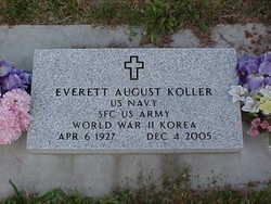 Everett August Koller