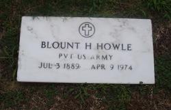 Blount Hampton Howle, Jr