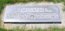 Shadrack James Lunt