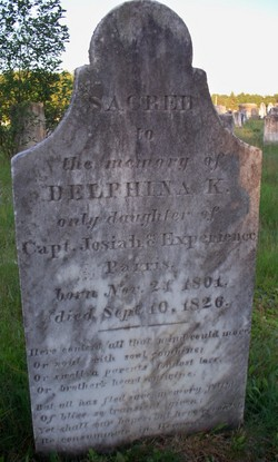 Delphina Keith Parris
