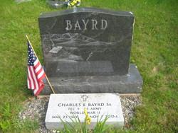 Charles E. Bayrd, Sr