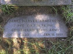 James Harvey Armstrong