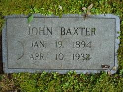 John M Baxter