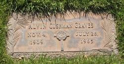 Dr Alvin Cushman Graves