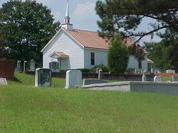 Saint Paul Methodist Church Cemetery