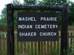 Mashel Prairie Indian Cemetery