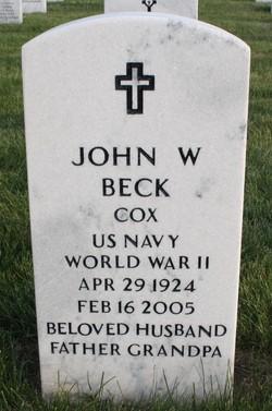 John Wallace Beck