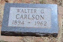 Walter George Carlson
