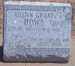 Austin Grant Howe