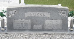 Iva Mae <I>Evans</I> Burke