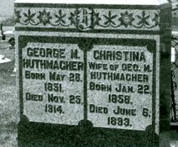 George Martin Huthmacher