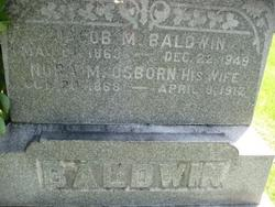 Jacob M. Baldwin
