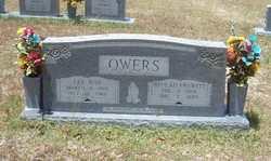 Beulah <I>Prewitt</I> Owers