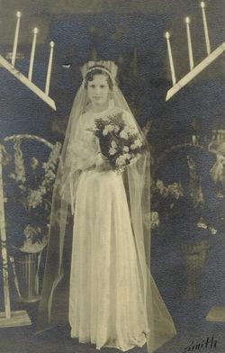 """Mary Josephine """"Jo"""" <I>Johnson</I> Barnhart"""