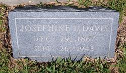 Josephine L <I>Deats</I> Davis