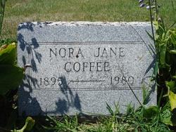 Nora Jane <I>Nelson</I> Coffee